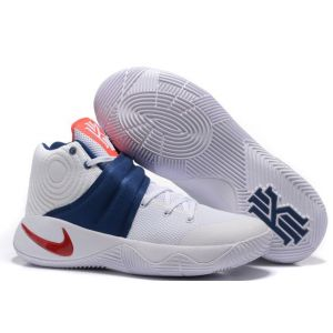 Nike Kyrie Irving 2 white/blue мужские