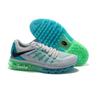 Nike Air Max 2015 мужские (Emerald Green/Hyper Jade/Reflect Silver)