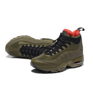Nike Air Max 95 Sneakerboot Dark Loden/Cargo мужские высокие
