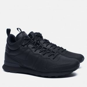 Nike Internationalist Utility Triple Black мужские