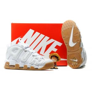 Nike Air More Uptempo Белые